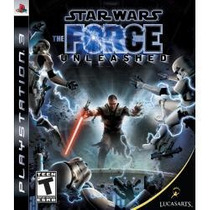 Star Wars Force Unleashed Ps3 Envio Sedex A Cobrar