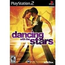 Dancing With The Stars Jogo Para Ps2 ,lacrado,original