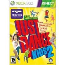 Jogo Para Kinect Do Xbox 360 Just Dance Kids 2 Lacrado