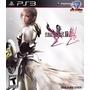 Jogo Ps3 - Final Fantasy Xiii-2 - Novo