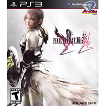 Jogo Ps3 - Final Fantasy Xiii-2 - Novo