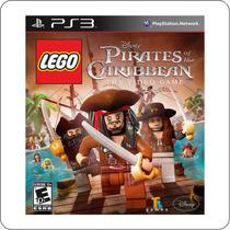Lego Pirates Of Caribbean - Original Ps3 - Envio Imediato