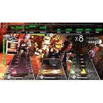 Jogo Lacrado Rock Band Metal Track Pack Para Nintendo Wii