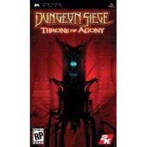 Jogo Para Psp Lacrado Dungeon Siege Throne Of Agony