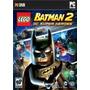 Jogo Lego Batman 2 Dc Super Heores Edição Limitad Brasil Pc