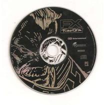 Cd-rom Fx Fighter (luta, Arcade 3d, Pc, Games, Kombat)