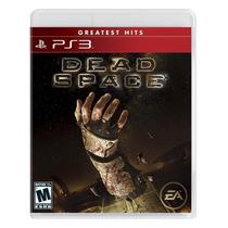 Dead Space 1 Ps3 Mídia Física - Novo Lacrado
