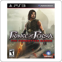 Prince Of Persia The Forgotten Sands - Original Ps3 Envio Já