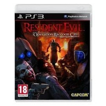 Ps3 Resident Evil Operation Racoon City Novo Lacrado America