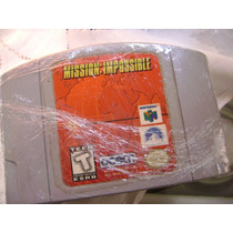 Mission Impossible Original Nintendo 64