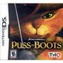 Ds Nintendo Gato De Botas Puss In Boots Dream Works