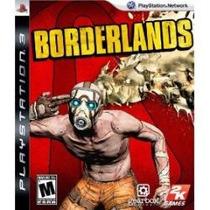 Borderlands Para Ps3 Envio Sedex A Cobrar, Envio Imediato
