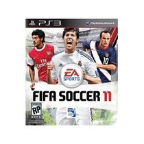 Jogo Fifa Soccer 11 Para Ps3 Americano Região 1 Da Ea Sports