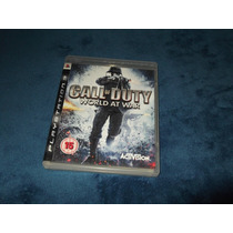 Ps3 - Call Of Duty World At War