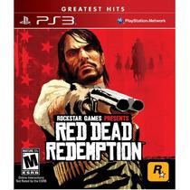 Red Dead Redemption - Ps3 Original Lacrado Pronta Entrega