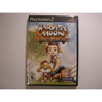 Lacrado! Ps2 Harvest Moon Save The Homeland Playstation 2