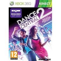 Jogo Pal Dance Central 2 Para Xbox 360 Lacrado Requer Kinect