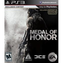 Medal Of Honor - Jogo De Tiro/guerra Playstation