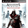 Jogo Assassins Creed Brotherhood Para Ps3 - Lacrado Nfiscal