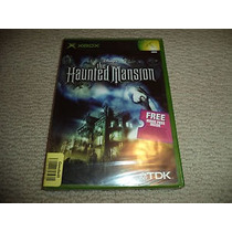 The Haunted Mansion Xbox Geracao 1