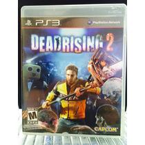 Jogo Deadrising 2 Playstation 3, Original, Novo, Lacrado