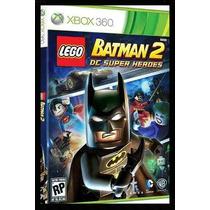 Lego Batman 2 Dc Super Heroes - Jogo Português Xbox 360