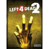 Left 4 Dead 2 Steam Original Pc Frete Grátis