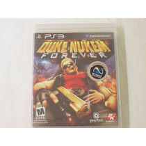 Playstation 3 : Duke Nukem Forever Novo Lacrado
