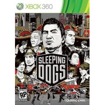 Jogo Ntsc Sleeping Dogs Original E Lacrado Para Xbox 360