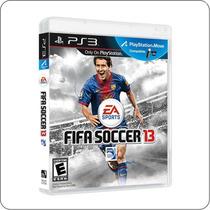Fifa Soccer 13 - Ps3 - Playstation 3 - Original Novo Lacrado