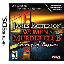 Game Nintendo Ds James Patterson Womens Murder Club