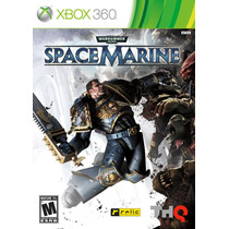 Game Xbox360 Warhammer 40,000: Space Marine
