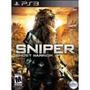 Jogo Original Americano Sniper Ghost Warrior Para Ps3