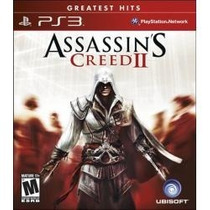 Assassins Creed 2 - Ps3 - Original Usado