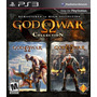 God Of War 1-2 Collection Alta Definição Mídia Física Ps3