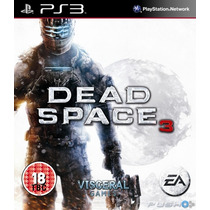 Dead Space 3 Limited Edition (ps3) Lacrado