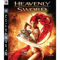 Jogo Americano Lacrado Exclusivo Sony Heavenly Sword Pra Ps3