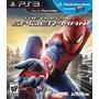 The Amazing Spider-man 1 Ps3 + Terno Eletrizante Brinde