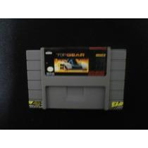 Top Gear F Zero Super Nintendo