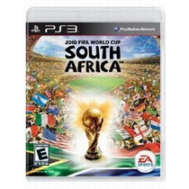 Ps3 Game Fifa World Cup - South Africa - Black Label