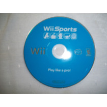 Wii Sports Original P/ Nintendo Wii (aceito Troca)