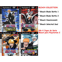 Bleach Collection - Playstation 2 - Frete Gratis
