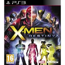 Game Ps3 X-men Destiny