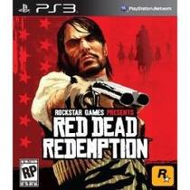 Jogo Red Dead Redemption Da Rockstar Para Ps3 , Americano