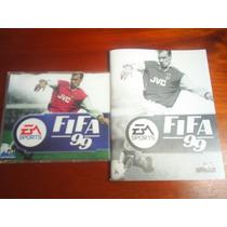 Jogo - Fifa Soccer 1999 - Pc