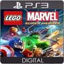 Marvel Super Heróis Mídia Digital Psn Jogo Ps3- Loja Oficial