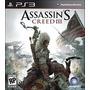 Jogo Assassins Creed 3 Para Ps3 Legendas Em Português