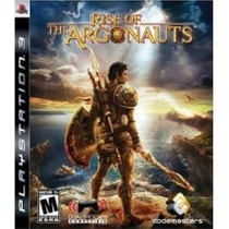 Jogo Americano Lacrado Rise Of The Argonauts Para Ps3