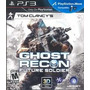 Jogo Ghost Recon Future Soldier 3d Para Playstation Ps3 Move