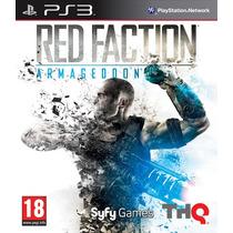 Red Faction Armageddon - [ps3] Lacrado
